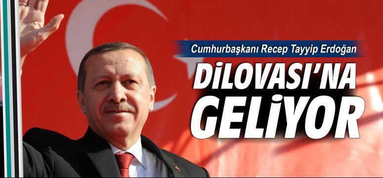 Cumhurbaşkanı Erdoğan Dilovası'na geliyor