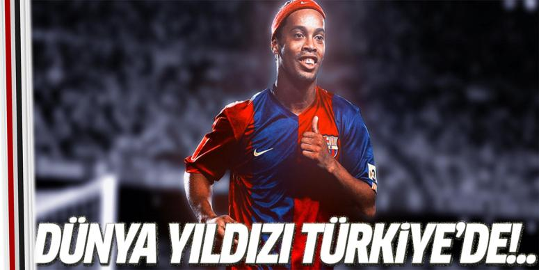 Ronaldinho Antalyaspor'da