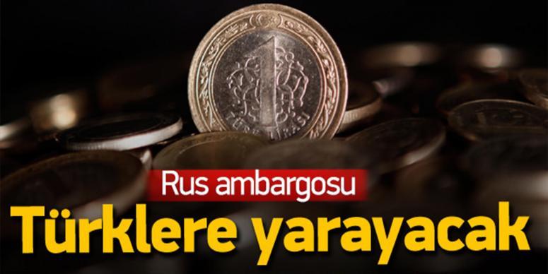 Rus ambargosu Türk vatandaşına yarayacak
