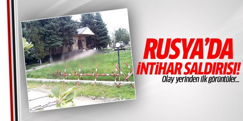 Rusya'da 3 intihar bombacısı kendini patlattı!
