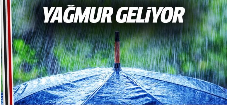 Şemsiyesiz dışarı çıkmayınız!