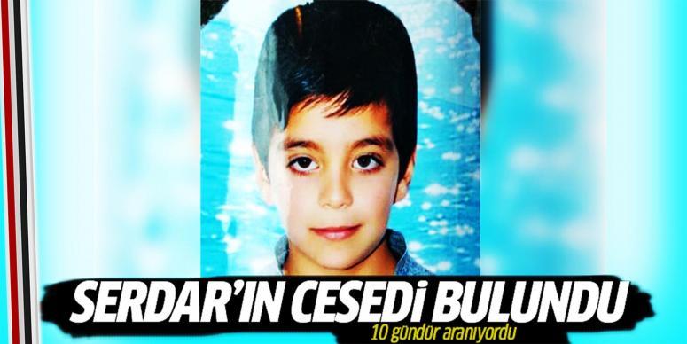 Serdar Kandemir'in cesedi bulundu
