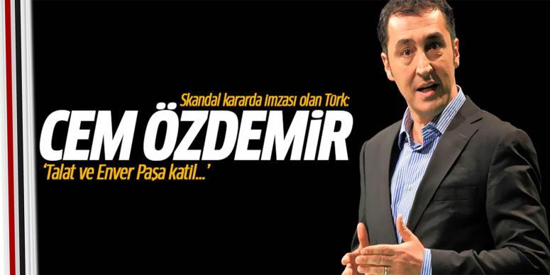 Talat ve Enver Paşa katil