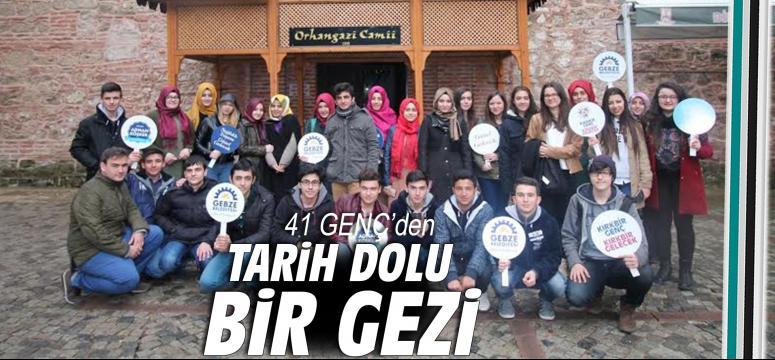 41 Genç'ten adım adım Osmanlı turu
