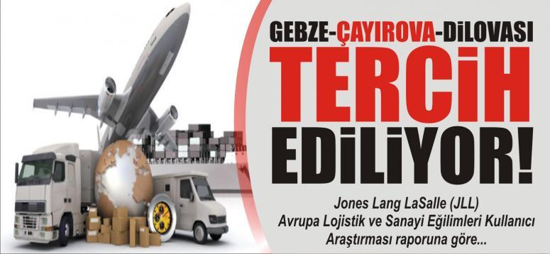 GEBZE-ÇAYIROVA-DİLOVASI TERCİH EDİLİYOR