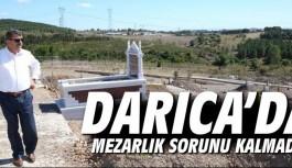 Darıca'da Mezarlık Sorunu Kalmadı