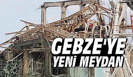 Gebze'ye Yeni Meydan