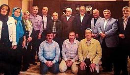 Gülen'le görüşen AKP'liler' fotoğrafına flaş yorum!