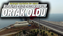 Osmangazi Köprüsü'ne Dev yatırım