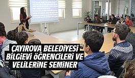 Çayırova Belediyesi Bilgievi Öğrencileri...