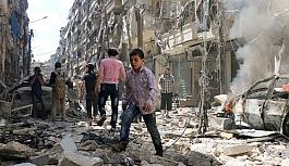 Halep'te tahliye konvoyuna ateş açtı