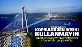 Polisin Osmangazi ve Yavuz Sultan Selim...