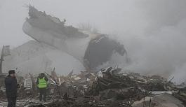 Türk kargo uçağı düştü: 32 ölü