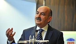 Çalışma Bakanı Müezzinoğlu'ndan...