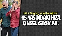 Günün en iğrenç haberi Kocaeli'den!...