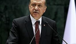 Erdoğan açıkladı: İki ilçe il...