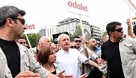 Kılıçdaroğlu'nun korumaları...