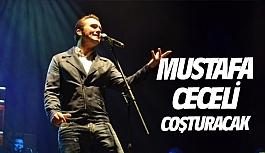Mustafa Ceceli coşturacak