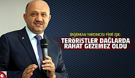 Fikri Işık; Teröristler dağlar...