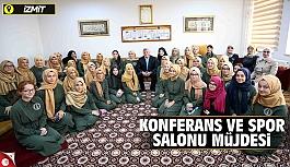 Mehmet Akif Ersoy'a Konferans ve spor salonu müjdesi