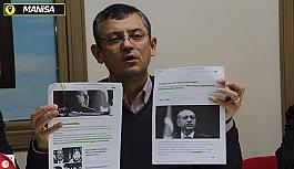 CHP'li Özel'den Kudüs ve Reza Zarrab değerlendirmesi