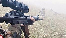 Doğu Karadeniz'de terörist avı sürüyor