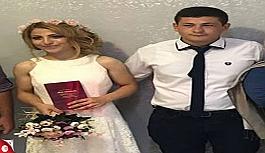 Düğün günü, karısını öldürdü