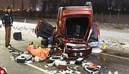 3 ayrı kazada 3 kişi hayatını kaybetti!