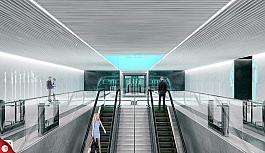 Gebze Metro inşası için ilk adım...