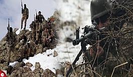 Van'da PKK'ya ağır darbe!