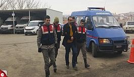 Başbakanlık eski memuru Yunanistan'a kaçarken yakalandı