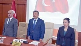 Darıca'da Şubat meclisi yapıldı