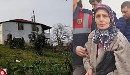 Eşini başına odunla vurarak öldüren kadın ve oğlu tutuklandı