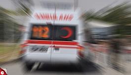 Polis aracı, zırhlı araca çarptı; 1 şehit, 2 yaralı