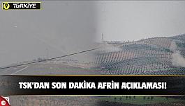 'Zeytin Dalı Harekâtı'nda 23'üncü gün; 1266 terörist öldürüldü