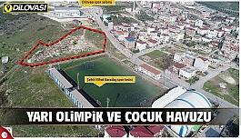 Dilovası'na yarı olimpik yüzme havuzu