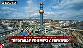 GEBZE'YE ÖNÜMÜZDEKİ SENE KURULMASI...