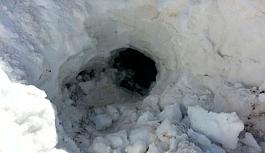 Van'da kara gömülü PKK'ya ait 7 sığınak bulundu