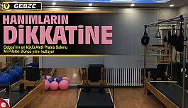 Gebze'nin Aletli Pilates salonu: Mi Pilates 3'üncü yılında!