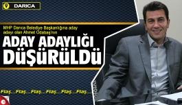 Ahmet Odabaş aday adaylığından ihraç edildi!