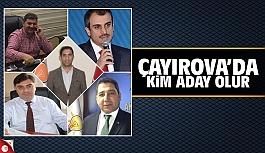 AK Parti Çayırova'da kim aday...