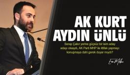 Enes Malkoç yazdı: AK Kurt Aydın...