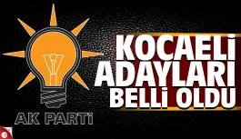 AK Parti Kocaeli İlçe Belediye Başkan...
