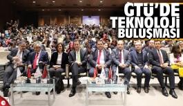 Bilim ve teknoloji öncüleri GTÜ öğrencileri ile buluştu