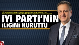 Dr. Serdar Kaman teşkilatların moralini...