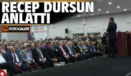 Recep Dursun'dan görkemli program