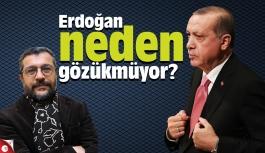 Erdoğan neden gözükmüyor?