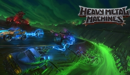 MOBA türünde devrim, Heavy Metal Machines!