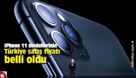 iPhone 11 modellerinin Türkiye satış fiyatı belli oldu