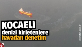 Körfez'i kirletenlerin kâbusu deniz uçağı